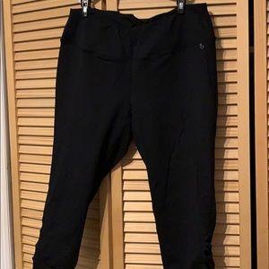Yoga/workout crop pants